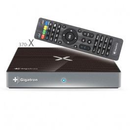 Gigatron 370-X IPTV 4K STALKER, NETFLIX, Xtream