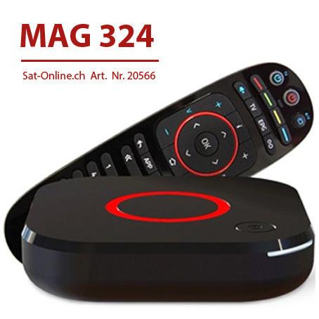 MAG 324 ricevitore IPTV