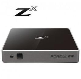 IPTV Formuler Zx 5G 4K Android H.265