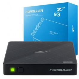 IPTV Formuler Z7+ 5G 4K Android H.265 sw