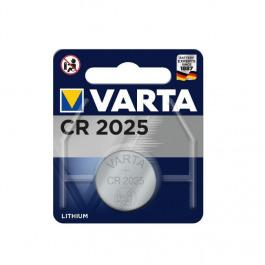 Knopfzelle 1Stk. CR 2025 Varta