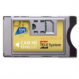 CI-Modul Tivusat UHD 4K Telesystem CI+