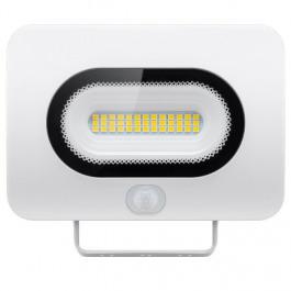 LED Aussenstrahler 20W mit PIR Sensor