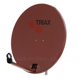 Sat Antenne TRIAX 88cm BRAUN