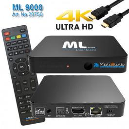 IPTV Medialink ML 9000 4K UHD