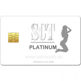 Sat Pay-TV SCT Platinum HD 10CH 12Mt