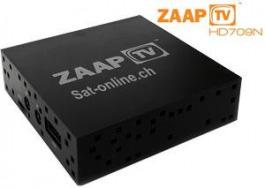 IPTV ZaapTV HD709N Arabic Box + 1 Year