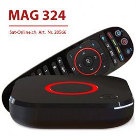 IPTV MAG 324 VOD OTT Streambox