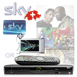 SKY Welt Extra HD + Sport + HD 1 Monat