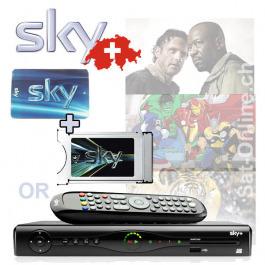 SKY Welt Extra HD + Film + Sport 1 Monat
