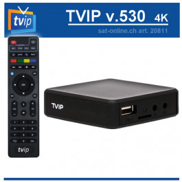 IPTV TVIP 530 Box 4K (TVIP v.530)