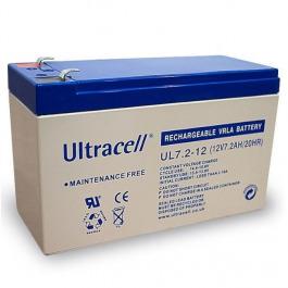 Blei-Akku Ultracell UL 7.2-12 (250)