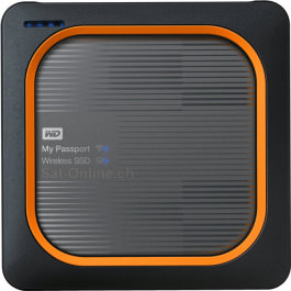 Western Digital WD My Passport Wireless Pro 1TB