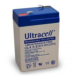 Blei-Akku Ultracell UL 4.5-6