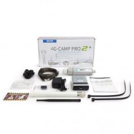 ALFA 4G Camp Pro 2+ LTE Extender Kit