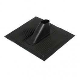 Sat Aluminium Dachziegel Schwarz