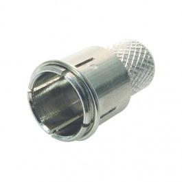 Sat F-Stecker 6.0mm Quick