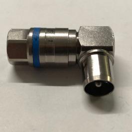 IEC Self-Install Stecker Winkel