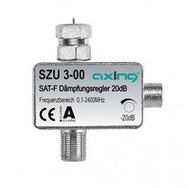 Sat Dämpfungsregler 0-20 dB Axing SZU 3