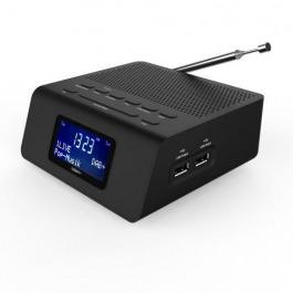 DAB+ Radiowecker SKV DAB 20 S schwarz