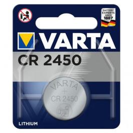Knopfzelle 1Stk. CR 2450 / 6450 Varta
