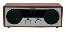 DAB+ Technisat DigitRadio 450 Holz