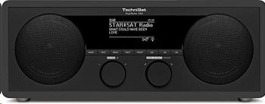 DAB+ Technisat DigitRadio 450 schwarz