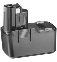 Akku zu Bosch 2607335152  9.6V 3000 NiMH