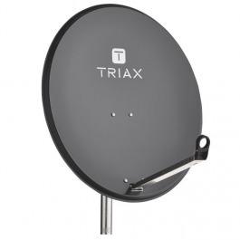Sat Antenne TRIAX TDS80A 80cm Anthrazit
