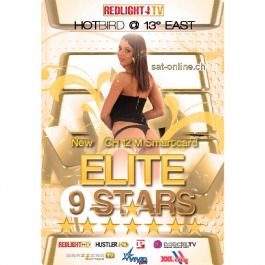 Redlight Elite 9 Stars Card 6Mt