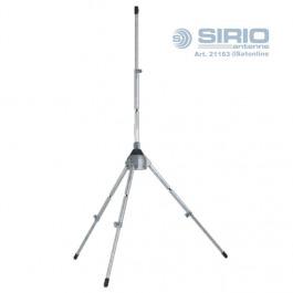 Sirio GPA 27-45 Grundplane Funkantenne