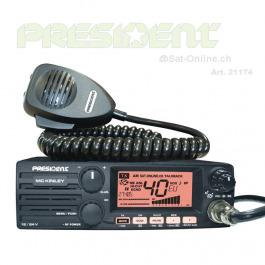 President McKinley CB Funkgerät AM/FM/SSB