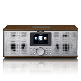 DAB+ Radio Lenco DIR-170 Walnuss