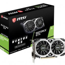 Grafikkarte GeForce GTX 1650 Ventus XS