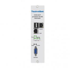 TechniNet DVB-S2/IP Processor Quad