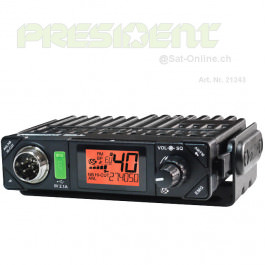 President Bill AM/FM ASC - CB radio