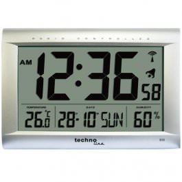 TechnoLine WS 8009 Wanduhr Thermometer