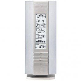 TechnoLine WS 7394 Wetterstation Alu