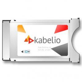 KABELIO CI+ Modul + 3 Monate Gratis-Abo
