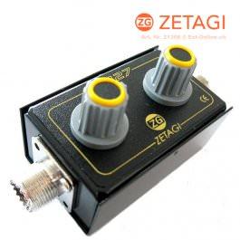 Zetagi MM-27 Mini-Matchbox 26-28 MHz