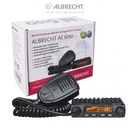 Albrecht AE 6110 Slim-Line CB Funkgerät