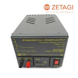 Zetagi HP-12 - 12A Netzteil 13.8V stabilisiert