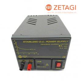 Zetagi HP-147 - 7A Netzteil 13.8V stabilisiert