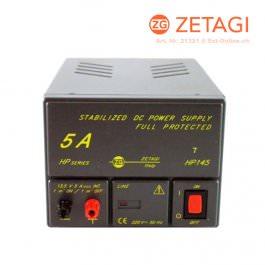 Zetagi HP145 - 5A Netzteil 13,8V stabilisiert