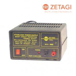 Zetagi HP143 - 3A Netzteil 13.8V stabilisiert
