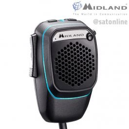 Midland Dual Mike für CBTalk BT 6-Pin