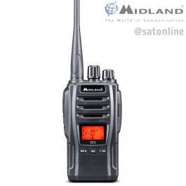 Midland G13 PMR446 Handfunkgerät Kenwood