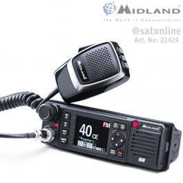 Midland M-88 CB Funkgerät AM-FM