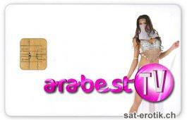 Arabest TV 13CH Viaccess 12Mt