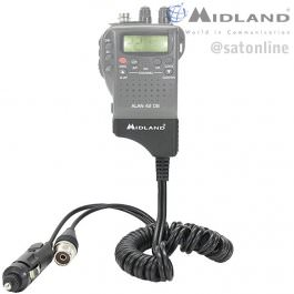 Alan 42 DS Auto-Adapter mit ext. Antenne